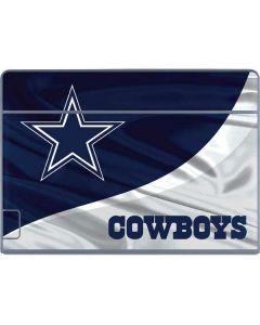 Dallas Cowboys Galaxy Book Keyboard Folio 12in Skin