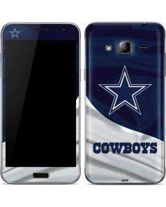 Dallas Cowboys Galaxy J3 Skin