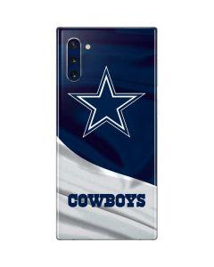 Dallas Cowboys Galaxy Note 10 Skin