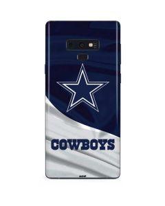 Dallas Cowboys Galaxy Note 9 Skin