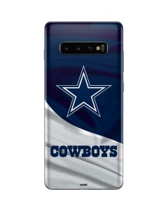 Dallas Cowboys Galaxy S10 Plus Skin