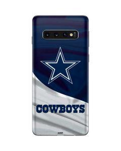 Dallas Cowboys Galaxy S10 Skin
