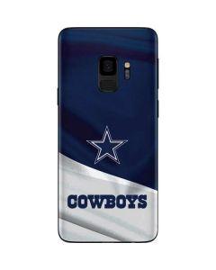 Dallas Cowboys Galaxy S9 Skin