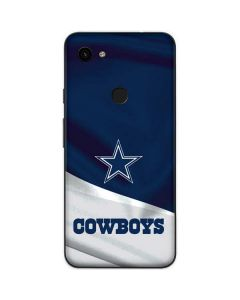 Dallas Cowboys Google Pixel 3a Skin