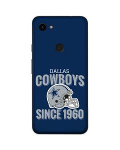 Dallas Cowboys Helmet Google Pixel 3a Skin
