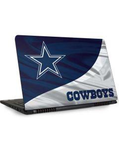Dallas Cowboys Dell Inspiron Skin