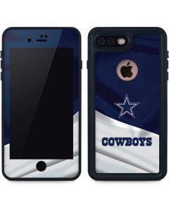 Dallas Cowboys iPhone 8 Plus Waterproof Case
