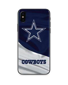 Dallas Cowboys iPhone X Skin