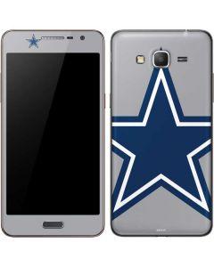 Dallas Cowboys Large Logo Galaxy Grand Prime Skin
