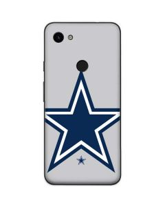 Dallas Cowboys Large Logo Google Pixel 3a Skin
