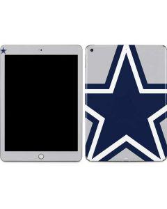 Dallas Cowboys Large Logo Apple iPad Skin