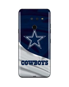 Dallas Cowboys LG G8 ThinQ Skin