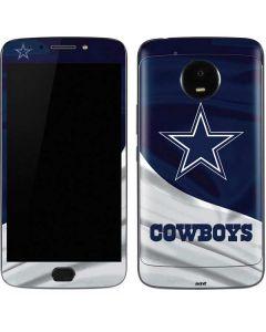 Dallas Cowboys Moto E4 Plus Skin