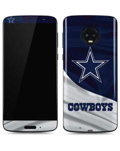 Dallas Cowboys Moto G6 Skin