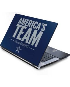 Dallas Cowboys Team Motto Generic Laptop Skin