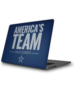 Dallas Cowboys Team Motto Apple MacBook Pro Skin