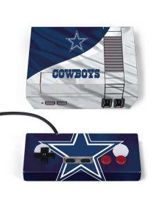 Dallas Cowboys NES Classic Edition Skin