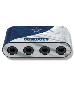 Dallas Cowboys Nintendo GameCube Controller Adapter Skin