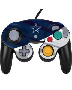 Dallas Cowboys Nintendo GameCube Controller Skin