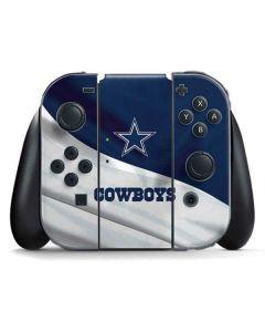 Dallas Cowboys Nintendo Switch Joy Con Controller Skin