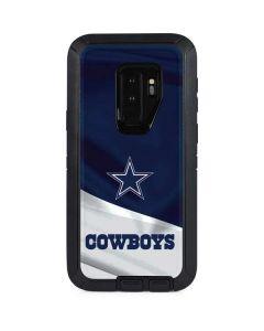 Dallas Cowboys Otterbox Defender Galaxy Skin
