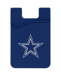 Dallas Cowboys Phone Wallet Sleeve