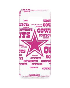 Dallas Cowboys Pink Blast Galaxy S8 Plus Lite Case