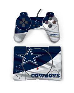 Dallas Cowboys PlayStation Classic Bundle Skin