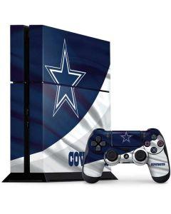 Dallas Cowboys PS4 Console and Controller Bundle Skin