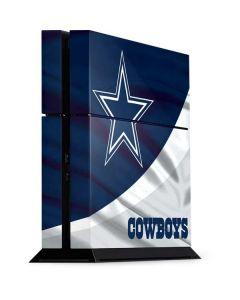 Dallas Cowboys PS4 Console Skin