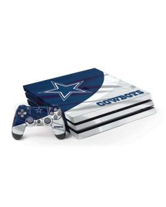 Dallas Cowboys PS4 Pro Bundle Skin