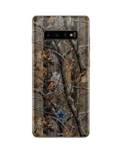 Dallas Cowboys Realtree AP Camo Galaxy S10 Plus Skin