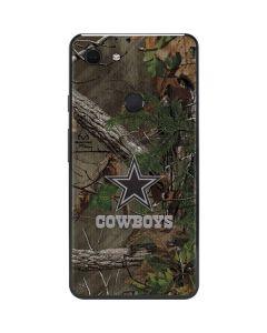 Dallas Cowboys Realtree Xtra Green Camo Google Pixel 3 XL Skin