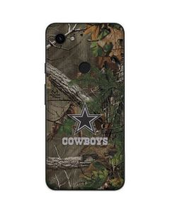 Dallas Cowboys Realtree Xtra Green Camo Google Pixel 3a Skin