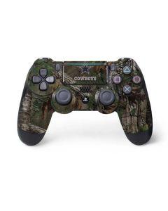 Dallas Cowboys Realtree Xtra Green Camo PS4 Pro/Slim Controller Skin