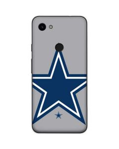Dallas Cowboys Retro Logo Google Pixel 3a Skin