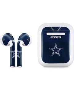 Dallas Cowboys Team Jersey Apple AirPods Skin