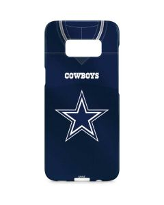 Dallas Cowboys Team Jersey Galaxy S8 Plus Lite Case