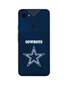 Dallas Cowboys Team Jersey Google Pixel 3a Skin