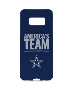 Dallas Cowboys Team Motto Galaxy S8 Plus Lite Case