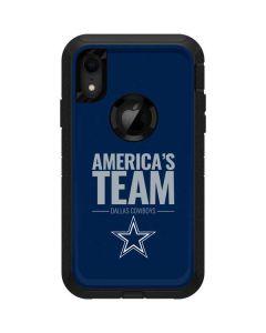 Dallas Cowboys Team Motto Otterbox Defender iPhone Skin