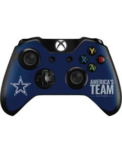 Dallas Cowboys Team Motto Xbox One Controller Skin