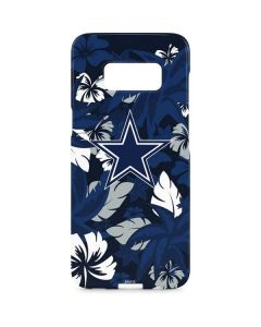 Dallas Cowboys Tropical Print Galaxy S8 Plus Lite Case