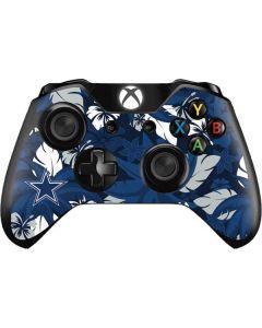Dallas Cowboys Tropical Print Xbox One Controller Skin