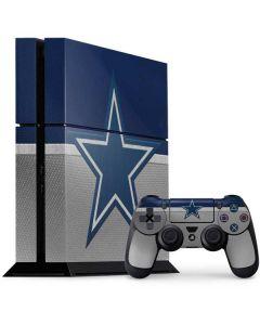 Dallas Cowboys Vintage PS4 Console and Controller Bundle Skin