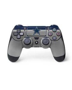 Dallas Cowboys Vintage PS4 Controller Skin