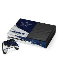 Dallas Cowboys Xbox One Console and Controller Bundle Skin