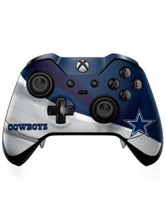 Dallas Cowboys Xbox One Elite Controller Skin