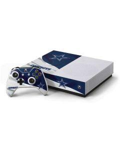 Dallas Cowboys Xbox One S All-Digital Edition Bundle Skin
