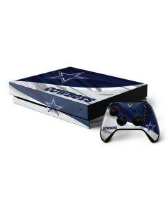 Dallas Cowboys Xbox One X Bundle Skin